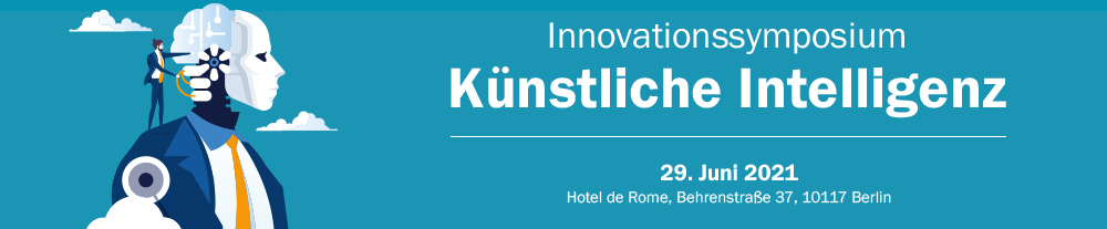 Innovationssympoisum Künstliche Intelligenz